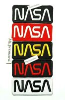 NASA Patch Embroidered Astronaut Iron/Sew On Clothes Jacket Jeans Badge