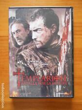 DVD TEMPLARIO II - BATALLA POR LA SANGRE (9C)