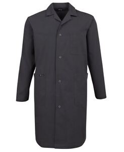 JB's wear SNAP-BUTTON Hospitality Dust Coat with Hidden Mobile Phone Pocket