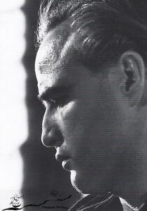 Kunstkarte:   Marlon Brando