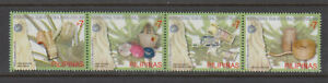 Philippine Stamps 2009 International Year of Natural Fibers, Complete set, MNH