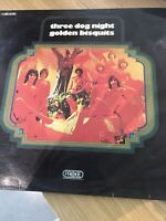 Three Dog Night ‎– Golden Bisquits 1971 LP