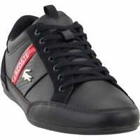 Lacoste Chaymon 120 7 Sneakers Casual    - Black - Mens