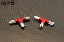 GTB baja5B hydraulic brake system three-way oil pipe joint universal