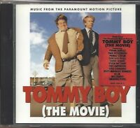 TOMMY BOY (THE MOVIE) * ORIGINAL SOUNDTRACK CD 1995 * MUSIC FROM  MOTION PICTURE