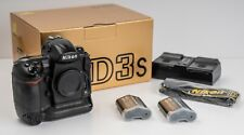 Nikon D3S 12.1 MP Digital SLR Camera - Awesome bargain, shutter issue.