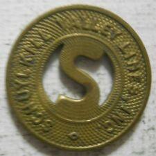 Schuylkill Valley Lines (Norristown, Pennsylvania) transit token - PA705C