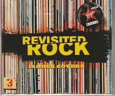 V.A. Revisited Rock Vol 3 19 Rock Covers Iggy Pop, Oasis, Elvis Presley Sealed