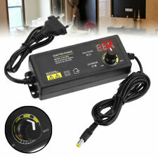Adjustable Voltage Power Adapter Ac To Dc 3 24v Switch With Led Display 60w Cs