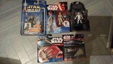 Lot figurines Star Wars divers