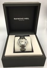 Ladies Raymond Weil Geneve Jasmine Automatic Watch - complete with box