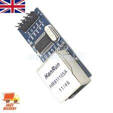Mini ENC28J60 Serveur Module Ethernet Shield Board pour Arduino Nano