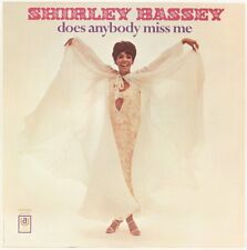 Does Anybody Miss Me   Shirley Bassey  Vinyl Record
