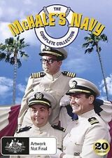 PRE ORDINE: mchale's Navy - The Complete Collection DVD - UK compatibile