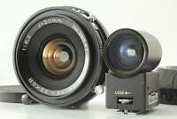 【N MINT++ w/ Finder】 Mamiya Sekor 50mm f/6.3 Lens for Press Super 23 from JAPAN