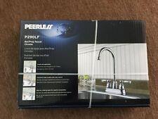 Peerless Apex: Two Handle Bar-Prep Faucet - P290Lf-chrome>New<< <