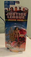 Wonder Woman Justice League Mission Vision figure discount multiple free post