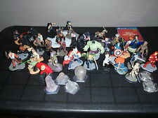 Disney Infinity 3.0 PS4 Game w/33 Figures Star Wars Marvel Boba Fett Venom More