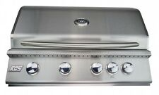 """RCS PREMIER SERIES 32"""" STAINLESS STEEL GRILL DROP IN / BUILT RJC32A  FREE SHIP!"""
