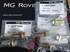 GENUINE MGF MG TF SUBFRAME BOLT SET KYP10004 X6 FRONT OR REAR FRAME