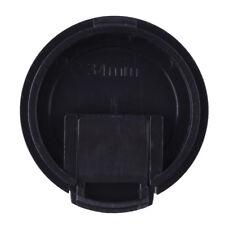 34mm Plastic Snap on Front Lens Cap Cover for Nikon Canon Sony SLR DSLR Camera