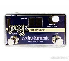New! Electro Harmonix HOG 2 Harmonic Octave Footswitch Pedal - Free Shipping!