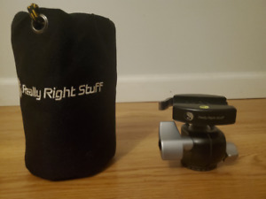 Really Right Stuff BH-30 Ball Head with Full-Size Lever-Release Clamp