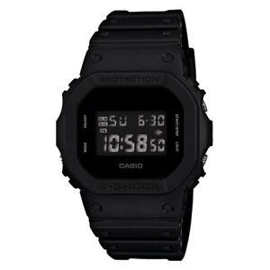 -NEW- Casio G-Shock Black Watch DW5600BB-1