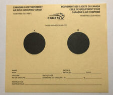 Cadet Movement Cadet Grouping 10 meters Targets Pack of 500