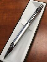 Cross Nile Ball Point Pen Satin Chrome