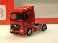 Herpa Mercedes Benz Actros Bigspace, rot - 309196 - 1:87