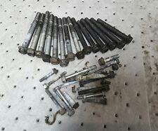 1984 Honda SABRE V65 VF1100S Engine Case Bolts Lower Upper