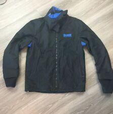 BUELL Motorcycle Jacket sz MED BLack  Warm
