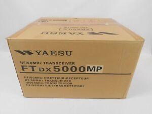 Yaesu FTdx5000MP 200W Ham Radio Transceiver w/ SM-5000 Monitor (new in open box)