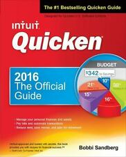 Quicken 2016 the Official Guide Quicken : the Official Guide