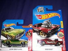 matchbox hotwheels dodge charger ford torino kids toy collectors item model gift