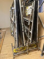 More details for sico folding portable staging unit (used)