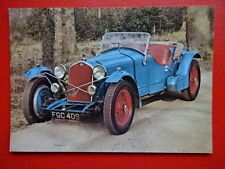 POSTCARD 1933 ALFA-ROMEO 8C-2300 CAR