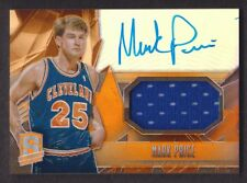 2013-14 Panini Spectra Jersey Auto Orange #50 Mark Price 05/20 Cavaliers