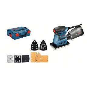 Bosch Professional GSS 160 Multi Elektrischer Schwingschleifer Schleifmaschine