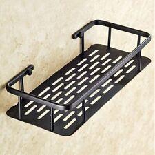 Black Bathroom shelf Bathroom Soap Holder Bath Shower Shelf bath shampoo Holder