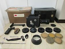 SOVIET RUSSIAN 16mm MOVIE Camera Krasnogorsk-3 + Kit ! ORIGINAL BOX ! FULL ! # 4