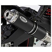 "HONDA CBR 600 F [1991-1998] Hurric Ricambio Silenziatore SUPERSPORT ""CE/BE BLACK ED."