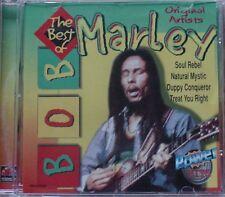 The Best of Bob Marley ~ Reggae ~ CD ~ Used VG