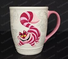 DISNEY STORE Mug DISNEY CLASSICS Collection CHESHIRE CAT Cup ALICE 16 oz NEW