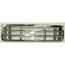 Grille Grill All Chrome Front End for Ford Bronco F150 F250 F350 F450