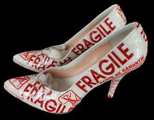 "MAISON MARTIN MARGIELA - ""FRAGILE"" PUMPS - RUNWAY SS06 - LINE22 - NEW IN BOX"