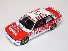 1/18 Otto GT Spirit BMW M3 E30 car #14 Tour de Corse 1989 Limited to 2000 OT669