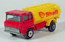 Action-Trucks Yatming Shell Oil Gasoline Tanker GMC COE Truck Scale Model