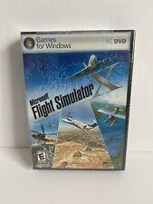 Microsoft Flight Simulator X (PC, 2006) SEALED